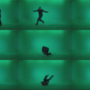 B-Boy-Break-Dance-b10 Green Screen Stock