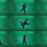 B-Boy-Break-Dance-b12 Green Screen Stock