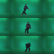 B-Boy-Break-Dance-b14 Green Screen Stock