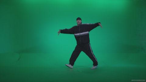 B-Boy-Break-Dance-b15_001 Green Screen Stock