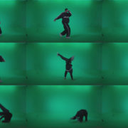 B-Boy-Break-Dance-b18 Green Screen Stock