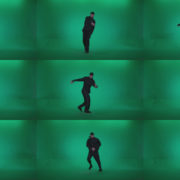 B-Boy-Break-Dance-b2 Green Screen Stock