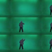 Bad-Boy-Spraying-Graffiti-z1 Green Screen Stock