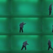 Bad-Boy-Spraying-Graffiti-z2-Green-Screen-Video-Footage Green Screen Stock