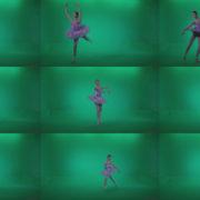 Ballet-Purple-Costume-p10-Green-Screen-Video-Footage Green Screen Stock