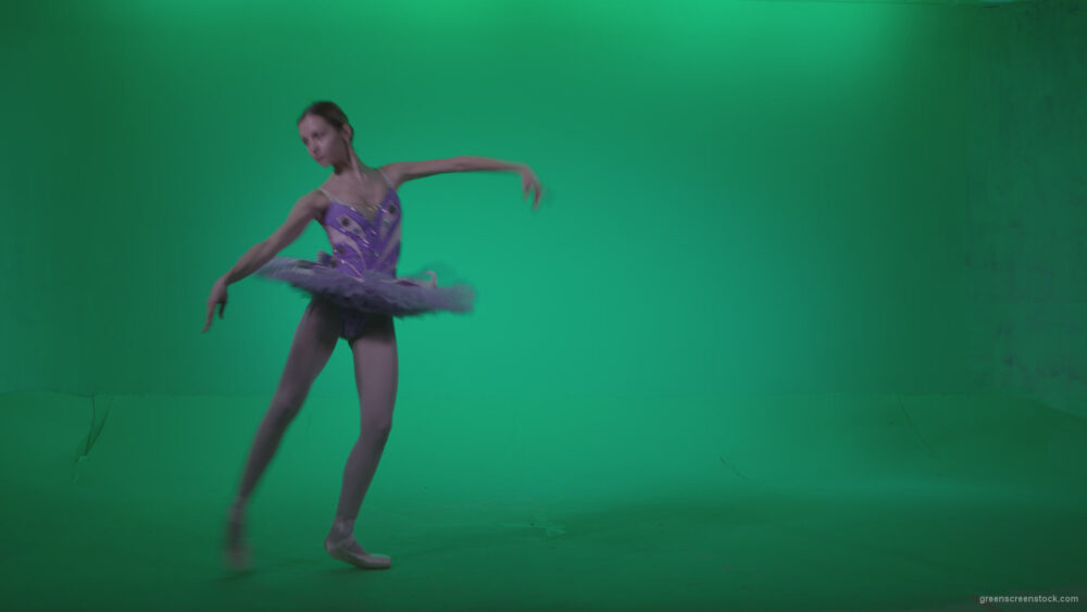 vj video background Ballet-Purple-Costume-p10-Green-Screen-Video-Footage_003