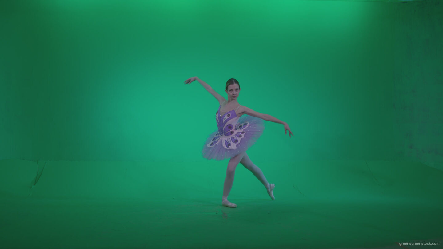 vj video background Ballet-Purple-Costume-p11-Green-Screen-Video-Footage_003