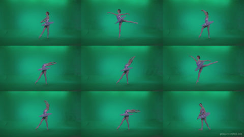 Ballet-Purple-Costume-p12-Green-Screen-Video-Footage Green Screen Stock
