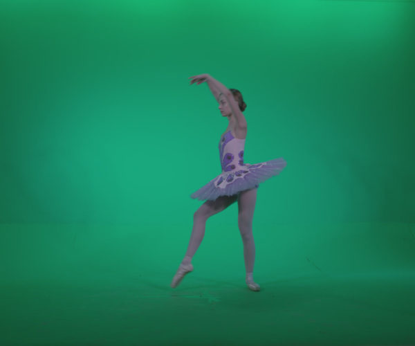vj video background Ballet-Purple-Costume-p12-Green-Screen-Video-Footage_003