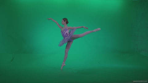Ballet-Purple-Costume-p12-Green-Screen-Video-Footage_006 Green Screen Stock