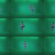 Ballet-Purple-Costume-p13-Green-Screen-Video-Footage Green Screen Stock