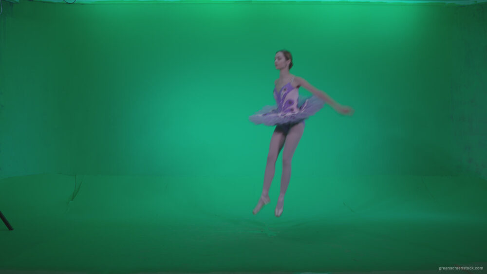 vj video background Ballet-Purple-Costume-p14-Green-Screen-Video-Footage_003