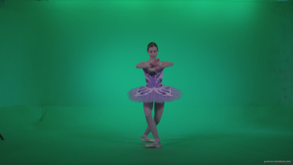 vj video background Ballet-Purple-Costume-p15-Green-Screen-Video-Footage_003