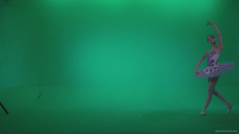 vj video background Ballet-Purple-Costume-p5-Green-Screen-Video-Footage_003
