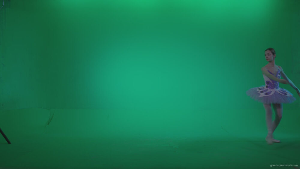 vj video background Ballet-Purple-Costume-p6-Green-Screen-Video-Footage_003