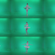 Ballet-White-Swan-s1 Green Screen Stock