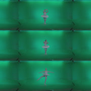 Ballet-White-Swan-s2 Green Screen Stock
