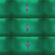 Ballet-White-Swan-s4 Green Screen Stock