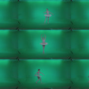 Ballet-White-Swan-s7-Green-Screen-Video-Footage Green Screen Stock