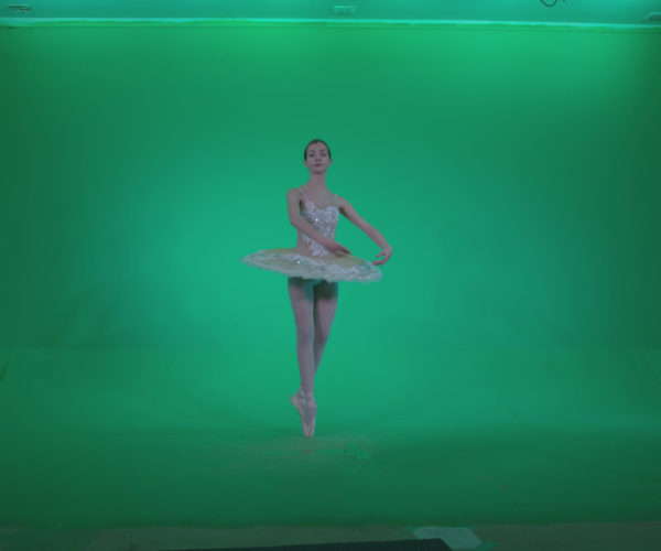 vj video background Ballet-White-Swan-s7-Green-Screen-Video-Footage_003