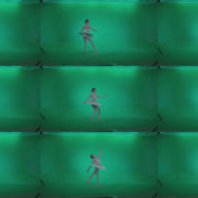 Ballet-White-Swan-s8-Green-Screen-Video-Footage Green Screen Stock