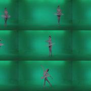 Ballet-White-Swan-s9-Green-Screen-Video-Footage Green Screen Stock
