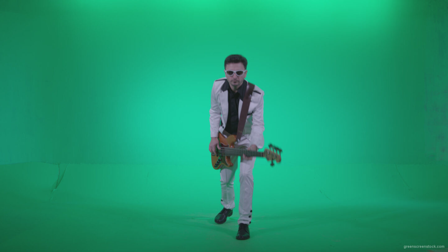 vj video background Bass-Jazz-Performer-6-Green-Screen-Video-Footage_003