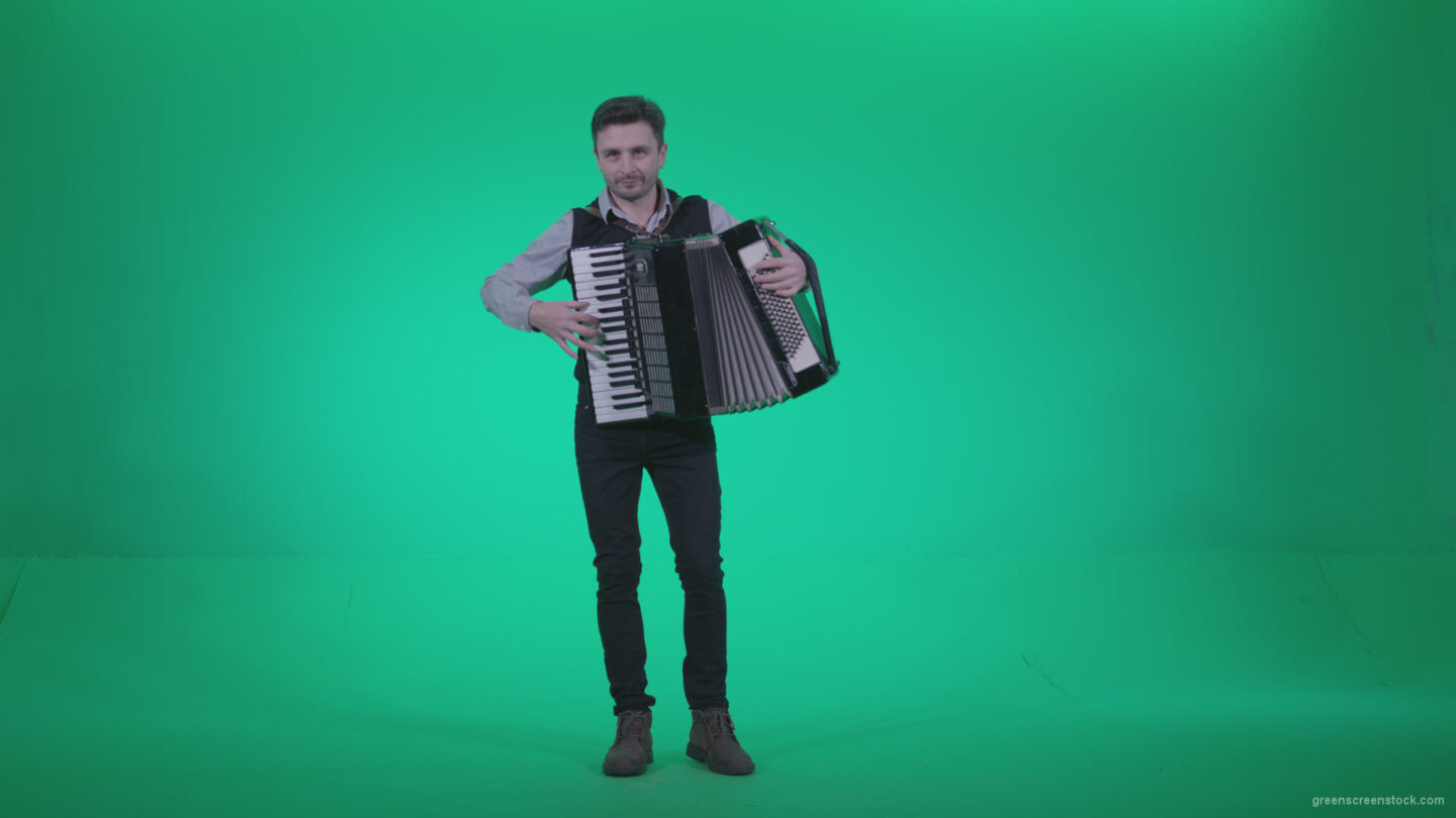 vj video background Black-Accordion-Virtuoso-performs-ba5-Green-Screen-Video-Footage_003