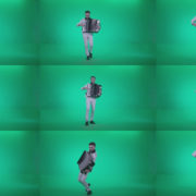 Black-Accordion-Virtuoso-performs-ba7-Green-Screen-Video-Footage Green Screen Stock