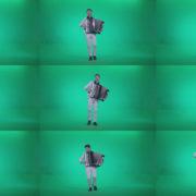 Black-Accordion-Virtuoso-performs-ba9-Green-Screen-Video-Footage Green Screen Stock