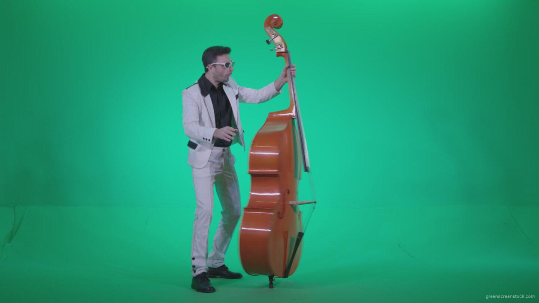 vj video background Contrabass-Jazz-Performer-j3_003