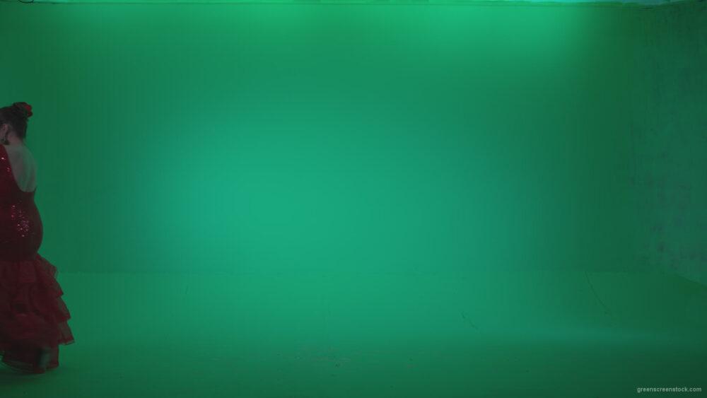 vj video background Flamenco-Red-Dress-rd10-Green-Screen-Video-Footage_003