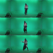 Go-go-Dancer-Assassin-g3 Green Screen Stock