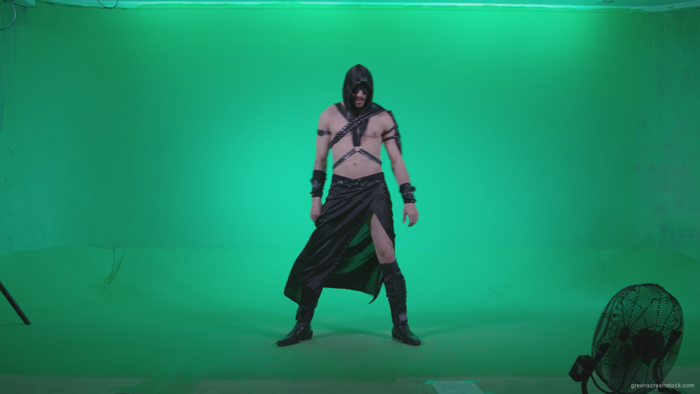 vj video background Go-go-Dancer-Assassin-g3_003
