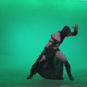 Go-go-Dancer-Assassin-g4_007 Green Screen Stock