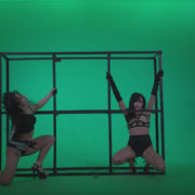 vj video background Go-go-Dancer-Black-Magic-y11-Green-Screen-Video-Footage_003