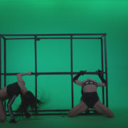 Go-go-Dancer-Black-Magic-y11-Green-Screen-Video-Footage_004 Green Screen Stock