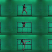 Go-go-Dancer-Black-Magic-y12-Green-Screen-Video-Footage Green Screen Stock