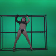 Go-go-Dancer-Black-Magic-y12-Green-Screen-Video-Footage_004 Green Screen Stock
