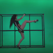 Go-go-Dancer-Black-Magic-y12-Green-Screen-Video-Footage_008 Green Screen Stock
