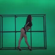 Go-go-Dancer-Black-Magic-y12-Green-Screen-Video-Footage_009 Green Screen Stock