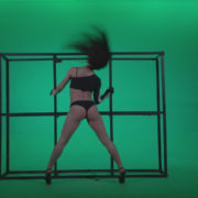 Go-go-Dancer-Black-Magic-y14-Green-Screen-Video-Footage_008 Green Screen Stock