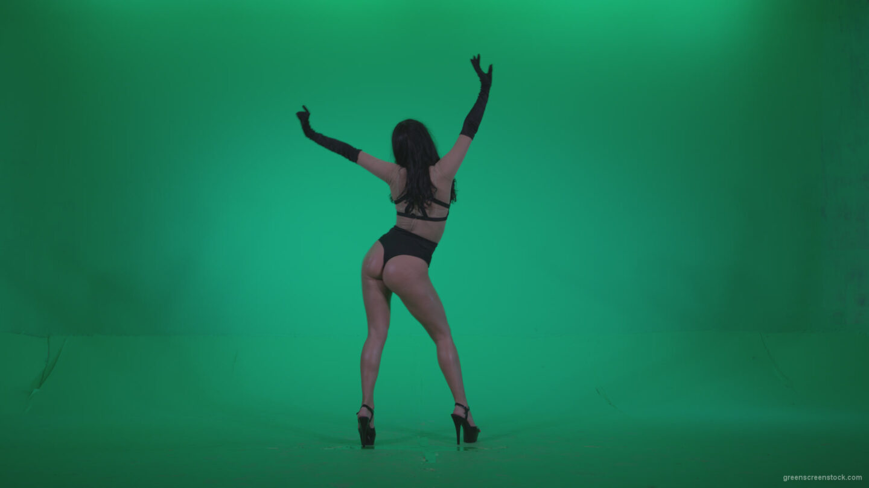 vj video background Go-go-Dancer-Black-Magic-y5-Green-Screen-Video-Footage_003