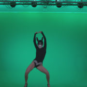 Go-go-Dancer-Black-Rabbit-u12-Green-Screen-Video-Footage_002 Green Screen Stock