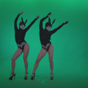 Go-go-Dancer-Black-Rabbit-u5-Green-Screen-Video-Footage_004 Green Screen Stock
