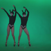Go-go-Dancer-Black-Rabbit-u5-Green-Screen-Video-Footage_006 Green Screen Stock