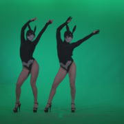 Go-go-Dancer-Black-Rabbit-u5-Green-Screen-Video-Footage_007 Green Screen Stock