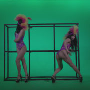 Go-go-Dancer-Carnaval-v1-Green-Screen-Video-Footage_001 Green Screen Stock