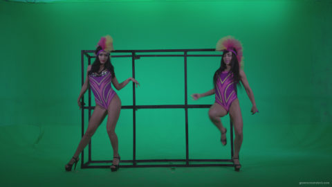 vj video background Go-go-Dancer-Carnaval-v1-Green-Screen-Video-Footage_003