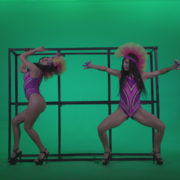 Go-go-Dancer-Carnaval-v1-Green-Screen-Video-Footage_005 Green Screen Stock
